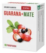 Guarana + Mate 30cps Quantum pharm