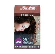 Vopsea par castaniu deschis 60gr Henna Premium