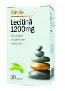 Lecitina 1200mg 30cpr Alevia