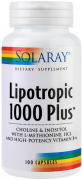 Lipotropic 1000 Plus 100Cps Secom
