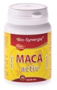 Macca activ 400mg 40cps Bio-Synergie