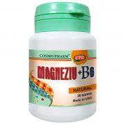 Magneziu + B6 30tb Cosmopharm