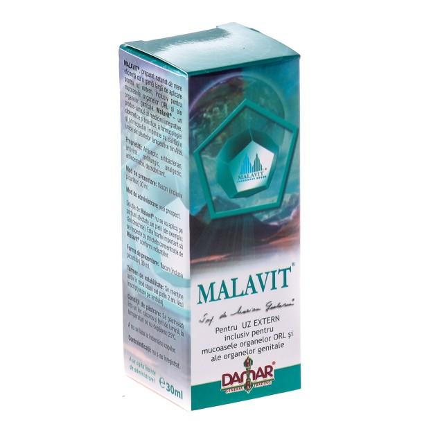 malavit cremă în varicoză