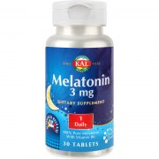 Melatonin 3Mg 30Cpr Secom