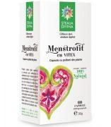 Menstrofit cu Vitex 60cps Steaua Divina