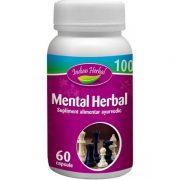 Mental herbal 60cps Indian Herbal