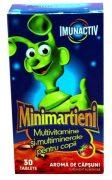 Minimartieni Imunoactiv cu Aroma de Capsuni 50cpr Walmark