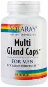 Multi Gland Caps For Men 90Cps Secom