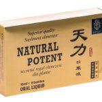 Natural Potent 6 fiole x 10ml Naturalia Diet