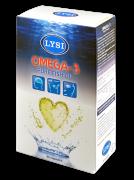 Omega 3 Lysi 80cps Saga Sanatate