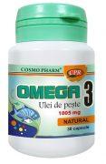 Omega 3 Ulei de Peste 1005mg 30cps Cosmopharm