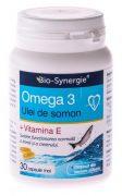 Omega 3 Ulei Somon 1000mg 30cps Bio-Synergie