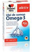 Omega 3 Ulei 1000mg 60cps Doppel Herz