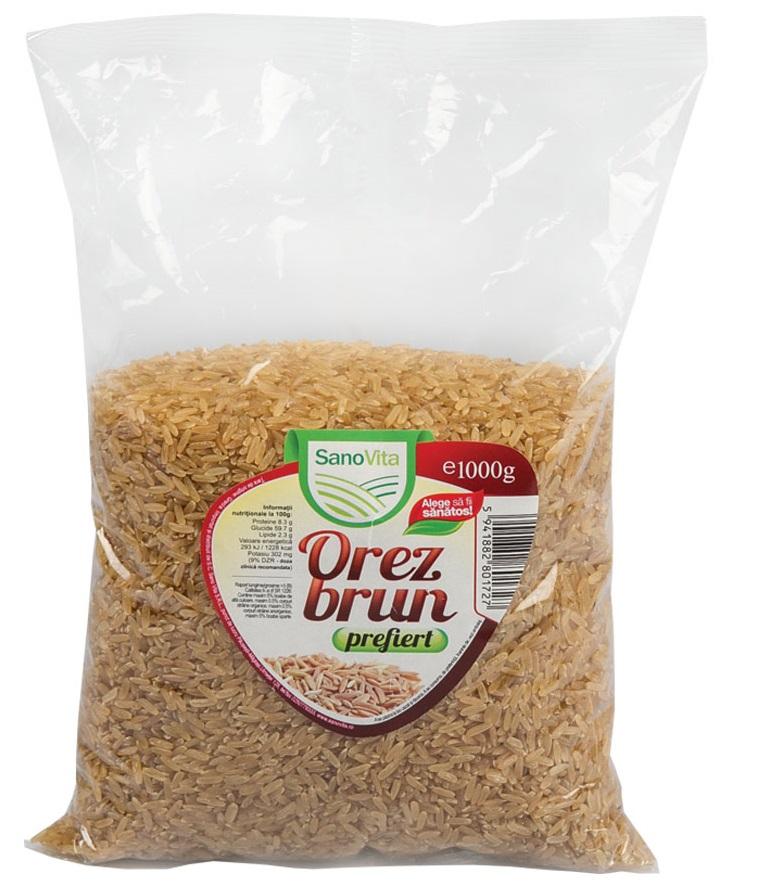 Dieta de 7 zile cu orez brun: Scapa de colaceii de pe burta cat ai clipi! - bijuterieonline.ro