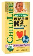 Organic Vitamin K2 12Ml Secom
