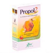 Propol 2 Tablete Capsuni si Miere 45tablete Aboca