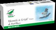 Raceala & Gripa 30cps Medica