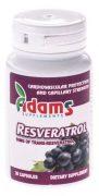 Resveratrol 50mg 30cps Adams Vision