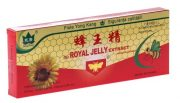Fiole Royal jelly 300mg 10fi*10ml Yong Kang