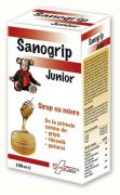 Sanogrip Junior Sirop 100ml Farma Class