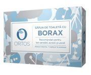 Sapun cu Borax 100g Ortos