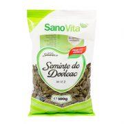 Seminte de Dovleac 100g Sanovita