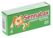 Sennalax - laxativ natural 20cpr Biofarm