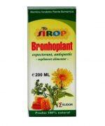Sirop Bronhoplant 200ml Elidor Pontica