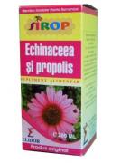 Sirop Echinacea si Propolis 200ml Pontica