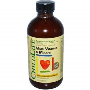 Sirop multi vitamin & mineral 237ml ChildLife