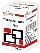 Tribulus Terrestris si Zinc 30cps Farma Class