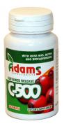 Vitamina C500 cu Macese 30cps Adams Vision