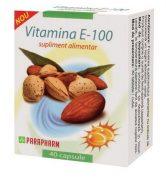 Vitamina E100 40cps Quantum pharm