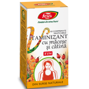 Vitaminizant Cu Macese Si Catina 63Cpr Fares