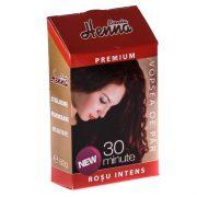 Vopsea Par Henna Premium Rosu Intens 60gr Kian